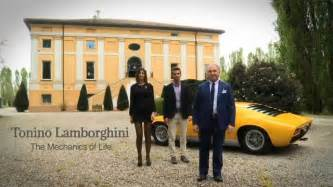 Tonio Lamborghini Tonino Lamborghini The Mechanics Of