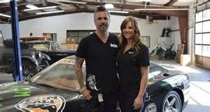 Who is richard rawlings of gas monkey garage married to short news