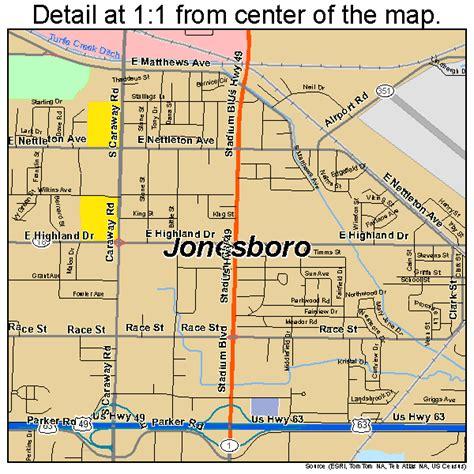 jonesboro louisiana map ar jonesboro city map 2017 2018 best cars reviews