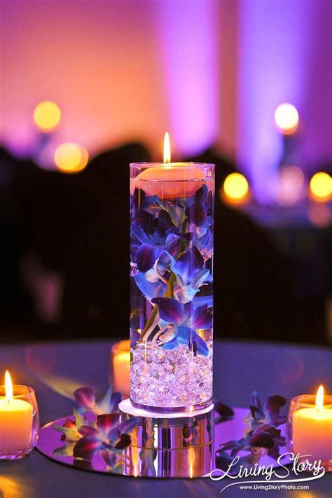 Gel Beads For Vases 17 Centros De Mesa Para Bodas Con Velas Flotantes