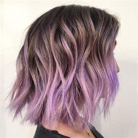 20 purple ombre hair color ideas thick hairstyles best 20 short lavender hair ideas on pinterest hair cut