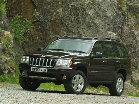2003 Jeep Grand 2003 Jeep Grand Uk Version Pictures Review
