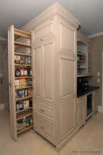 Kitchen Cabinets Pull Out Pantry by Pantry Pull Out Vs Door With Attached Storage