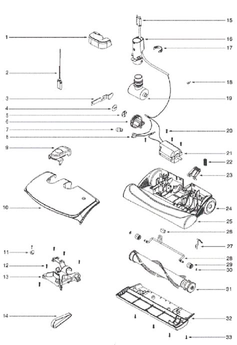 electrolux vacuum parts diagram electrolux power nozzle wiring diagram 38 wiring diagram