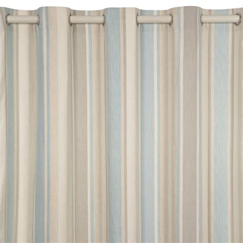 15 Ideas of Duck Egg Blue Striped Curtains   House Decoration Ideas