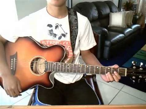 Strumming Pattern When You Re Gone | when you re gone by avril lavigne guitar cover with