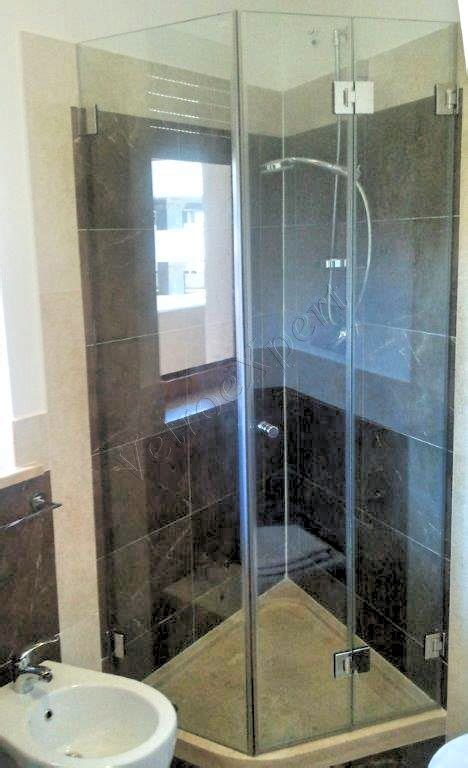 box doccia cristallo su misura box doccia in vetro temperato vetroexpert roma