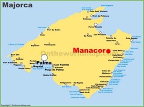 manacor spanien manacor maps majorca spain maps of manacor