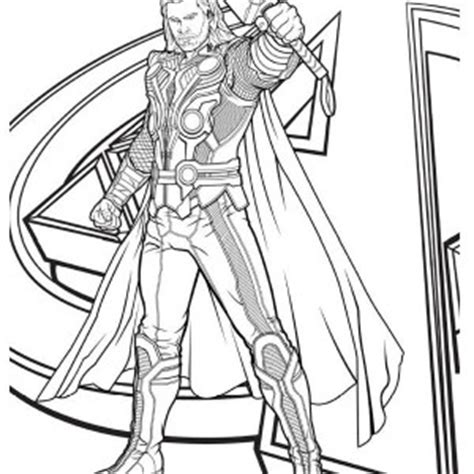 avengers coloring pages thor 11 images of thor mask coloring pages avengers thor