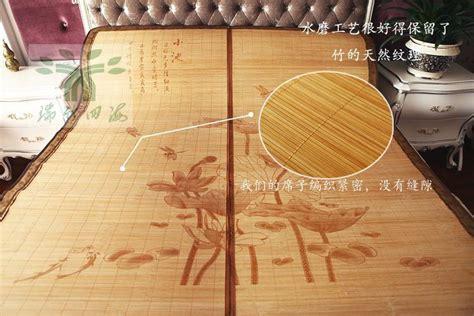 Bamboo Sleeping Mat by China Bamboo Summer Sleeping Mat Md1032 China Bed Mat Mat