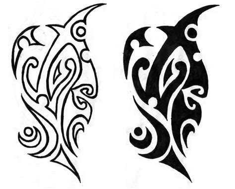 gambar tattoo tribal 28 gambar tribal gambar tribal bunga clipart
