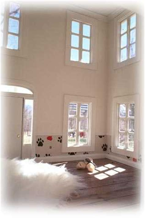 inside dog houses custom dog houses luxury dog houses the last word in posh dog houses