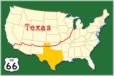 route 66 map texas route 66 carnets de voyage le site francophone sur la route 66 page 4