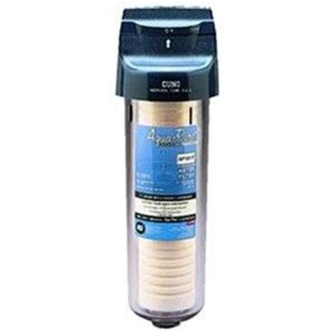 cuno water filter 3m purification cuno aqua pure ap101t whole house water