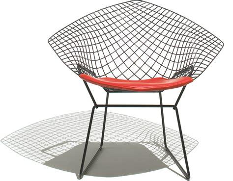 bertoia small diamond chair  seat cushion hivemoderncom