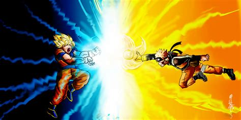 imagenes de goku vs naruto con movimiento the gallery for gt avatar vs goku vs naruto