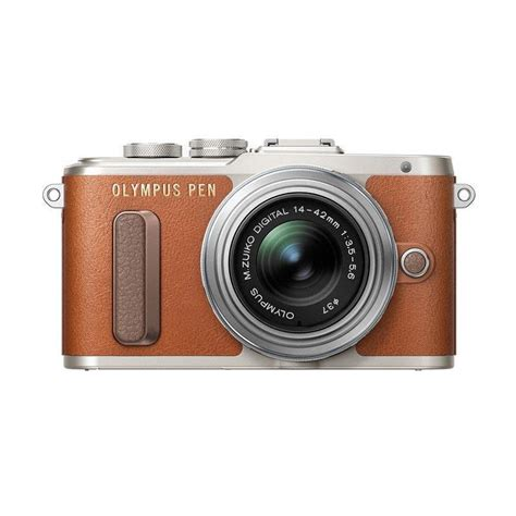 Kamera Mirorless Olympus Pen E Pl1 Kit 14 42mm 40 150mm Resmi jual olympus pen e pl8 kit 14 42mm kamera mirrorless