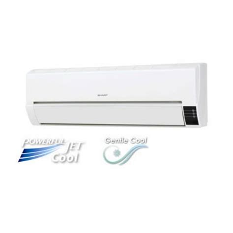 Ac Jet Cool sharp 12 000 btu air conditioner with powerful jet