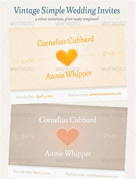 basic invitation template simple wedding invitations vintage simple wedding invitat