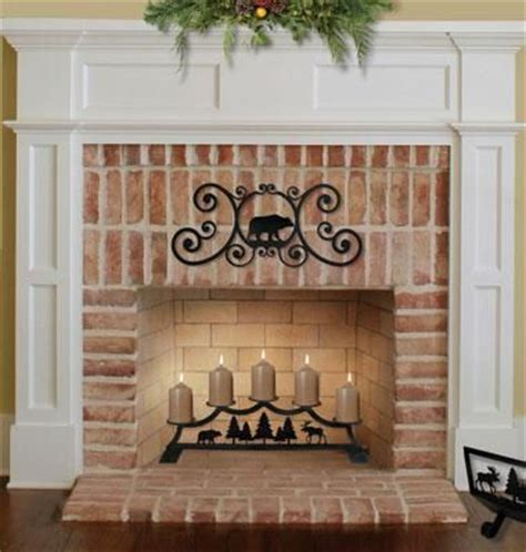 how to decorate a non working fireplace 17 best ideas about candles in fireplace on pinterest