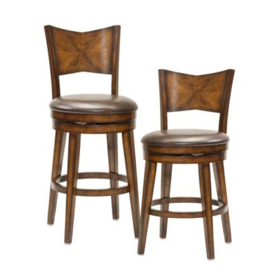 buy oak kitchen stools from bed bath beyond