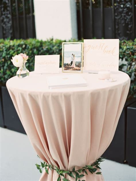 wedding guest book table 25 best ideas about guest book table on guest