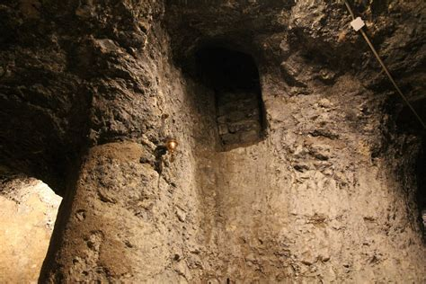 holy caves of nazareth discover nazareth 360