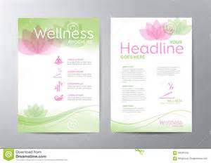 Wellness Template health and wellness flyers templates clipartsgram