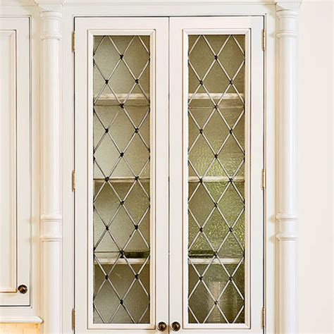 Glass Front Kitchen Cabinet Doors Distinctive Kitchen Cabinets With Glass Front Doors Traditional Home