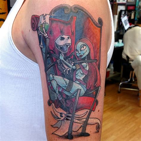 the nightmare before christmas tattoo designs 75 best nightmare before design ideas 2018
