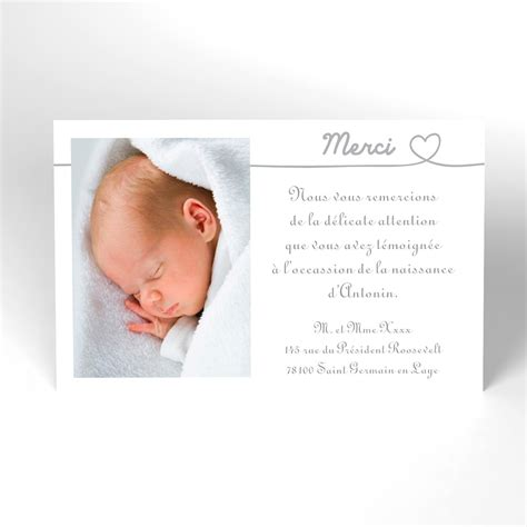 Lettre De Remerciement Naissance Exemple De Lettre De Remerciement Pour Un Cadeau De Naissance Covering Letter Exle