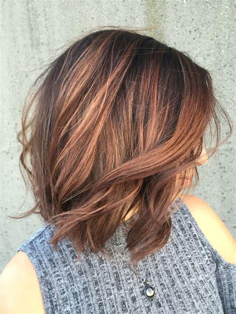 auburn hair color with highlights best 25 auburn hair with highlights ideas on