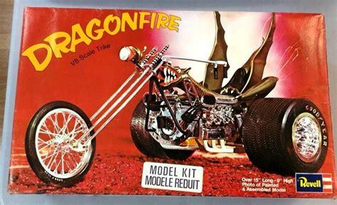 Revell Modell Motorrad by 72 Revell 1 8 Dragonfire Chopper Trike Motorcycle