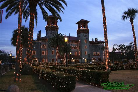 Of Lights St Augustine by St Augustine Fl Nights Of Lights Celebrates The