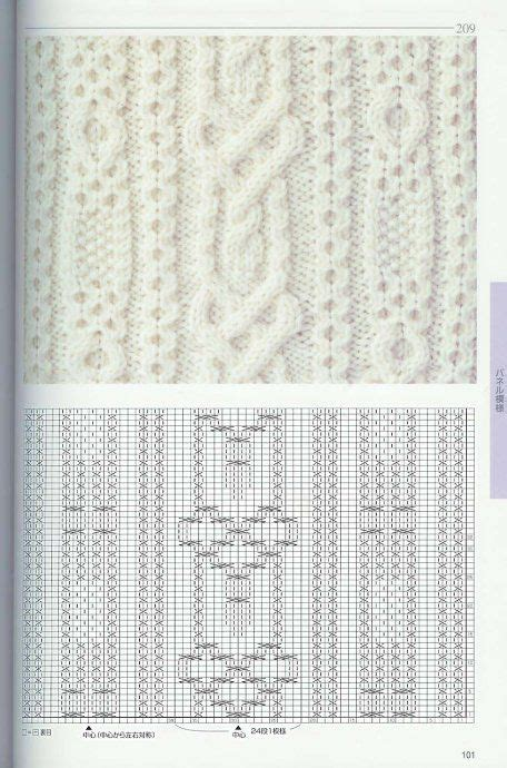 pattern knitting book japanese knitting patterns book 250 knitting cables