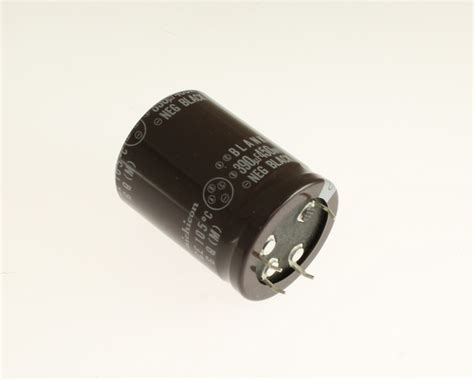 aluminum electrolytic capacitor low temperature lgq2w391mhh nichicon capacitor 390uf 450v aluminum electrolytic snap in high temp 2020021031
