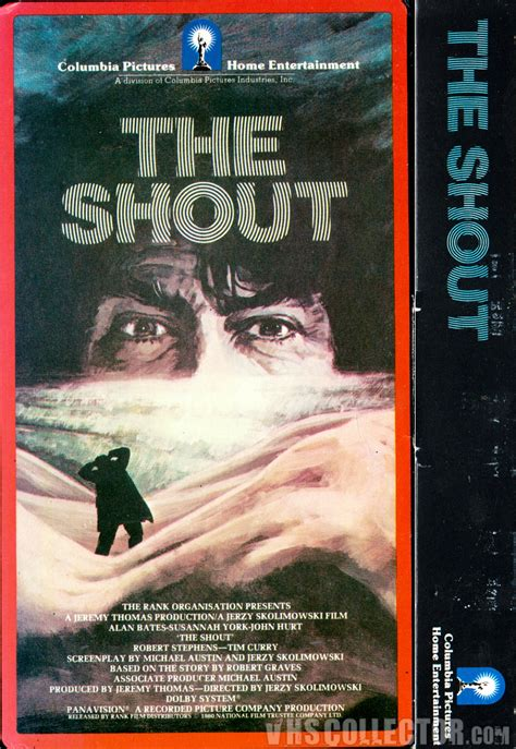 The Shout 1978 Film The Shout Vhscollector Com Your Analog Videotape Archive