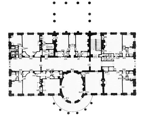 The White House Floor Plan by Floor Plan Of The White House Numberedtype