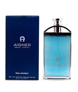 Parfum Original Aigner Blue Emotion Edt 100ml etienne aigner blue emotion pour homme edt for perfumestore sg