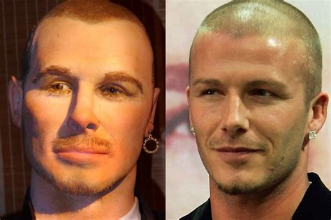 Another Bad Beckham Wax Figure by As Beyonce Wax Work Is Unveiled We Look At 5 Of The Best