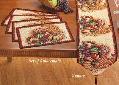 autumn harvest table linens autumn cornucopia tapestry table linens tapestry and linens