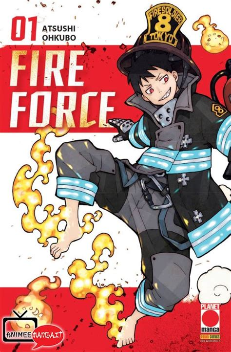 fire force la videorecensione animeemangait