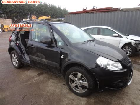 Suzuki Sx4 Spare Parts Suzuki Sx4 Breakers Suzuki Sx4 Spare Car Parts