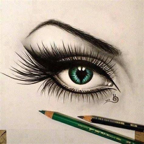 imagenes de ojos a lapiz las 25 mejores ideas sobre dibujos faciles a lapiz en