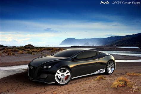Audi Locus audi locus concept a look at the future audi tt