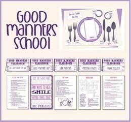 activity day ideas activity days good manners school