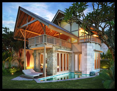 balinese house design bali house designs and floor plans