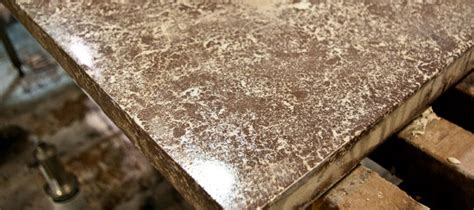 Buddy Concrete Countertops by Make A Pressed Concrete Countertop Cheng Concrete