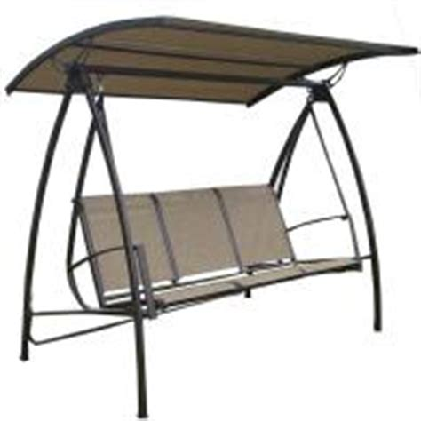 garden treasures swing outdoor porch swings and rocking chairs from lowes outdoor