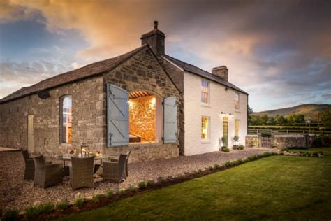 Luxury Cottages Wales by Luxury Cottage Denbighshire Eirianfa Luxury Cottage